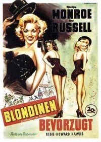 Blondinen bevorzugt /OV AN