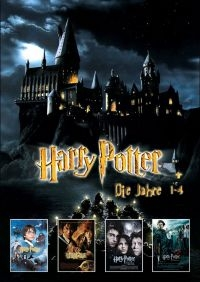 Harry Potter (1-4)