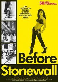 Before Stonewall /OmU