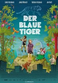 Der blaue Tiger (digital)