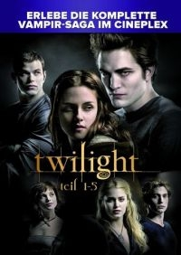 Twilight Teil 1-5