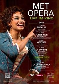 MET Opera: Cosi Fan Tutte (Mozart)