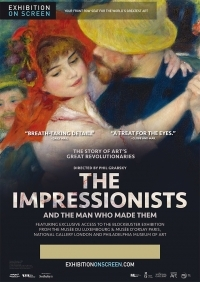 Exhibition on Screen: The Impressionists