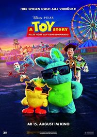 A Toy Story: Alles hört 3D /OV