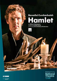 National Theatre London 2015: Hamlet (OmU)