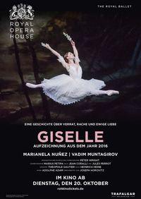 Royal Opera House 2020/21: Gis