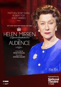National Theatre London 2015: The Audience (OmU)