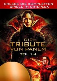 Die Tribute von Panem 1-4 (2D)