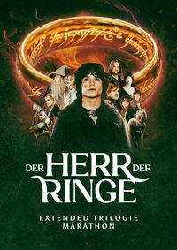 Herr der Ringe Ext. Trilogie (OV)