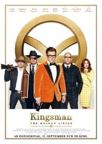 OV - Kingsman - The Golden Circle
