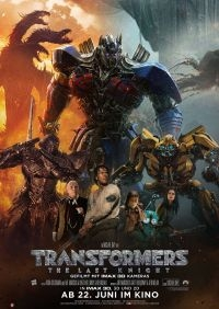 Transformers: The Last Knig 3D