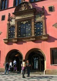 Prag - die goldene Stadt an de