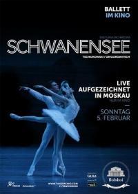 Bolshoi Ballett 2016/17: Schwanensee (OV)