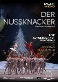 Bolshoi Ballett: Nussknacker /OV