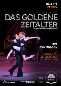Bolshoi Ballett: Das goldene Z