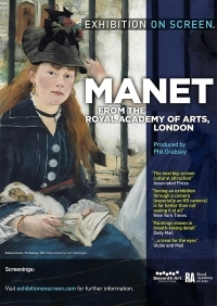 Exhibition on Screen: Manet (OmU)