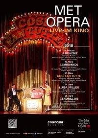 Mozart: Cosi Fan Tutte (MET)