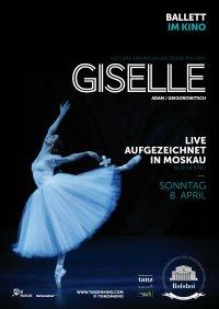 Bolshoi Ballett: Giselle