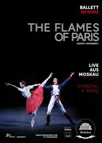 Bolshoi Ballett: Flames of Paris