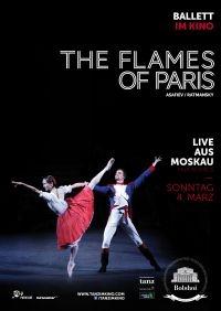 (BOLSHOI BALLET) The Flames of Paris