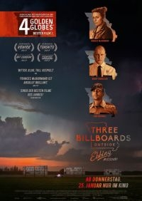 Three Billboards outside Ebbin