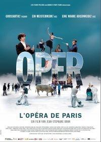Oper. L' opéra de Paris