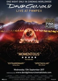 David Gilmour Live at Pom /OmU