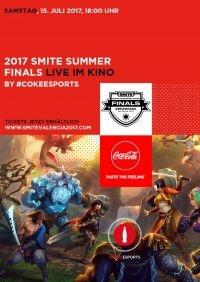 Smite Summer Finals 2017