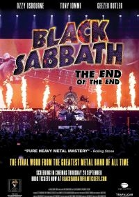 Black Sabbath - The End of The End (OmU)