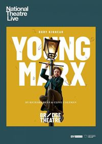 National Theatre London: Young Marx (OmU)
