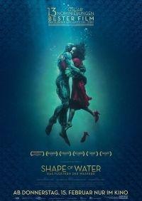 Shape of Water - Das Flüstern