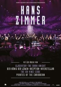 Hans Zimmer (Live on Tour 2017