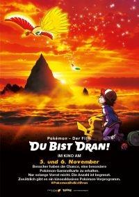 Pokemon - Der Film: Du bist dr
