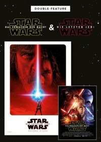 Star Wars Double Feature 3D