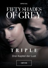 Fifty Shades of Grey Triple