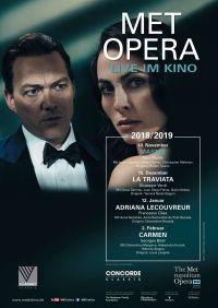 Met Opera 2018/19: Marni (Muhly)