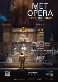 Met Opera 2018/19: Aida (Verdi)