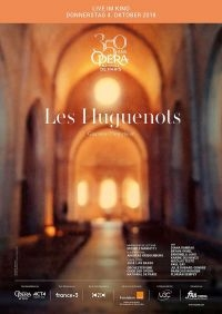 Opera Nat. de Paris: Les Hugue