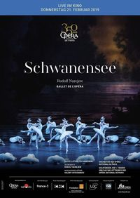 Opéra national de Paris 2018/19: Swan Lake - Schwanensee (Nureyek)