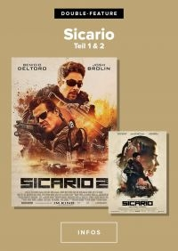 Double Feature: Sicario