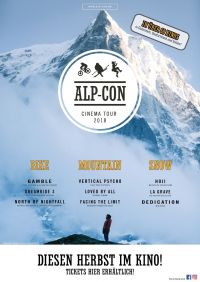 Alp-Con CinemaTour 2018: MOUNT