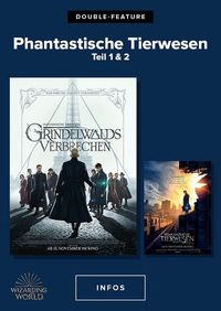 Double Feature: Phantastische Tierwesen 3D