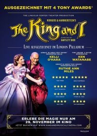 The King And I - Musical /OmU