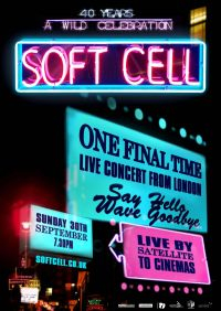 Soft Cell - Say Hello, Wave Go