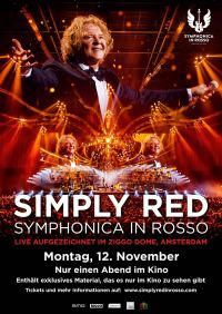 Simply Red: Symphonica in /OV