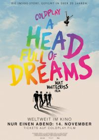 Coldplay - A Head full of Dreams (OmU)