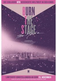 Burn The Stage: The Movie (OmU)