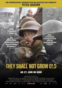 They Shall Not Grow Old 3D (OmU)