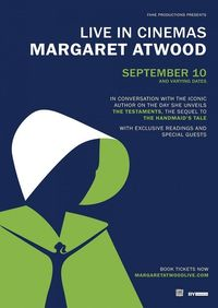 Margaret Atwood: Live in Cinem