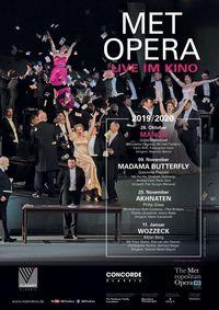 Met Opera 2019/20: Manon (Massenet)